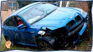 BMW X Series - подборка аварий | #2