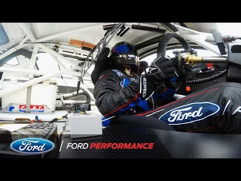 FORD DEVELOPMENT DRIVER CHASE BRISCOE: MAN OF MOTORSPORT | Ford Performance