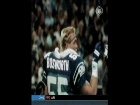 Brian Bosworth Highlights  (1 of 9 videos)  Top 20 Bust?  I think NOT!