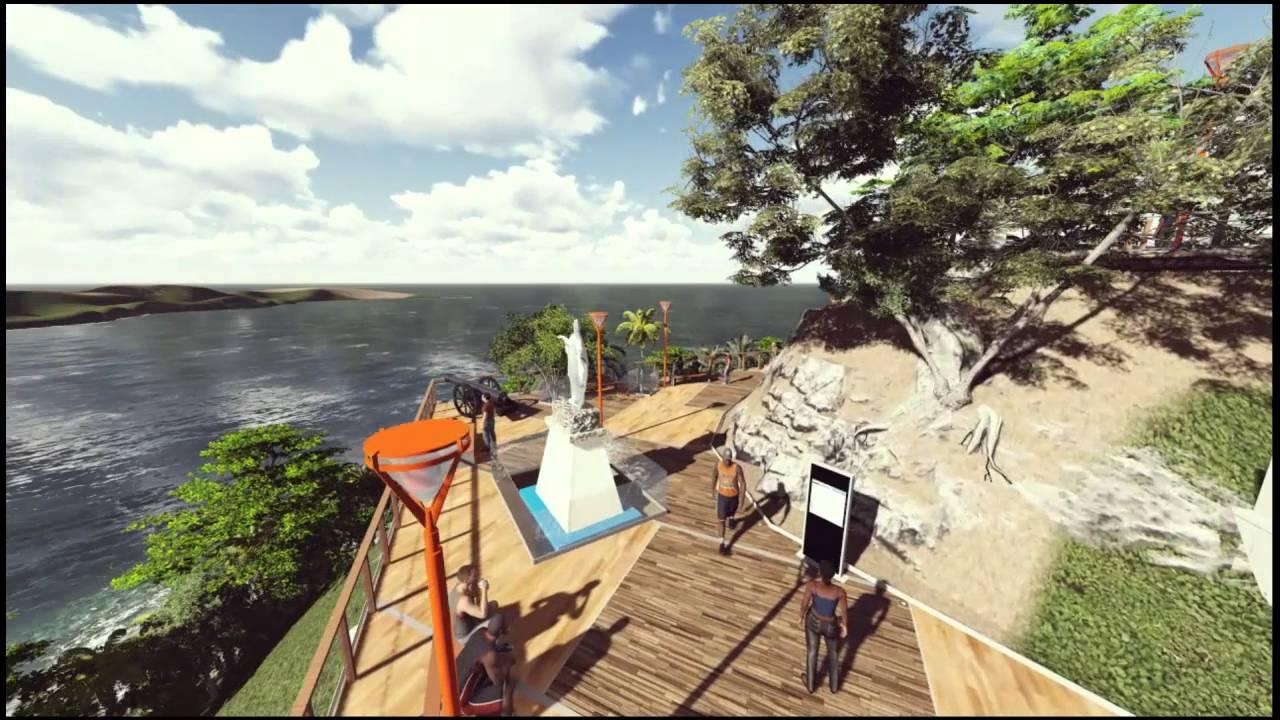 Proyecto Fort Warwick en Providencia 2014-2015 por AUGUSTO RICO ...