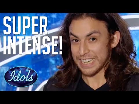 Violinist Gets Arrested & Auditions For American Idol | Idols Global