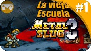 LA VIEJA ESCUELA CON RISER   METAL SLUG 3 - LA PAREJA HARDCORE #1