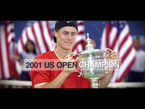 50 In 50: Lleyton Hewitt, 2001 US Open Tennis Men's Singles Champion