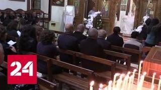 Сирийские христиане говорят, что помочь им может только Россия