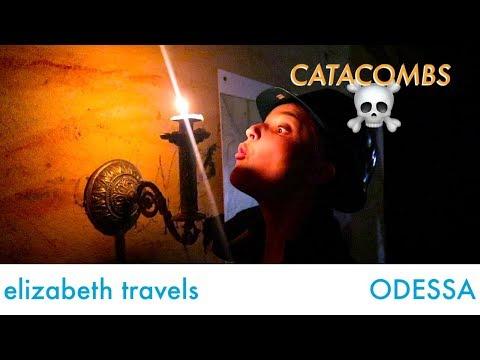 Underground Catacombs below the city | Odessa
