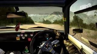 Dirt2 Croatia rally.long.MKII - 03'01'56 cockpit cmr.avi