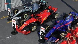 F1 2019 Episches Battle mit Carlo in Spielberg! | F1 Multiplayer Highlight Clip | TheCheeperZone