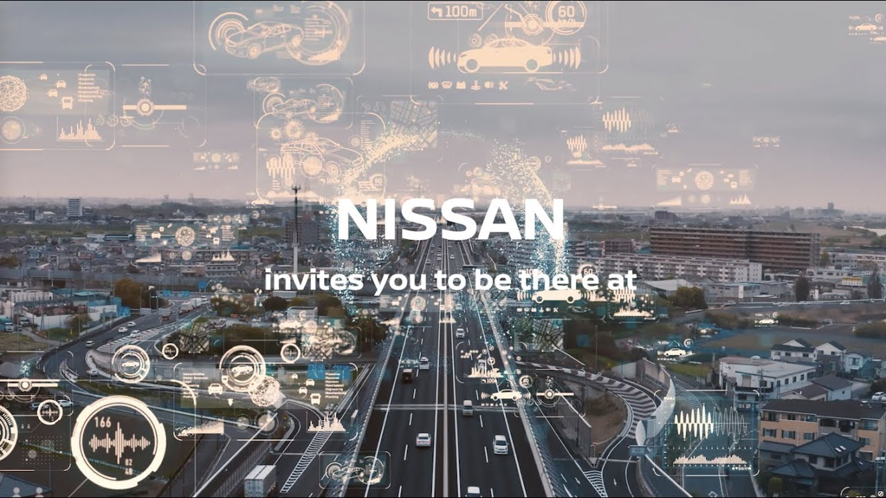 Be There with Nissan