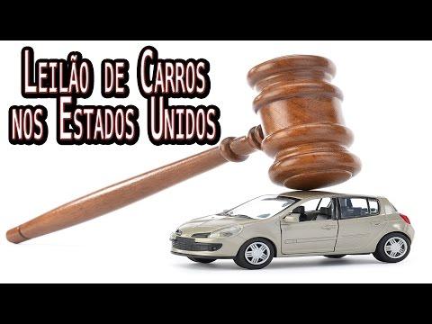 Um dia de Leilão - Cars in Auction - O Brazil de fora do Brasil