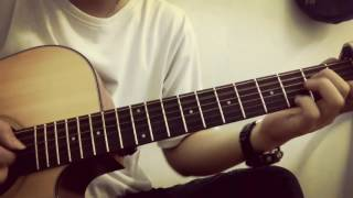 GUITAR SOLO - Gọi tên em - Min
