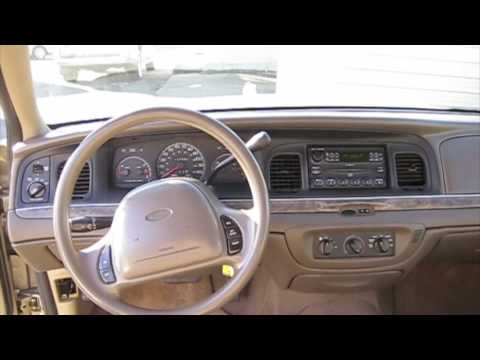 2000 Ford Crown Victoria Start Up Engine And Full Tour Youtube