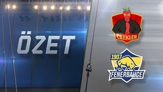 Çilekler ( CLK ) vs 1907 Fenerbahçe Espor ( FB ) 1. Maç Özeti | 2017 Yaz Mevsimi 5. Hafta