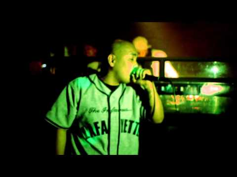 HOLLA BACK LIVE SHORT MOVIE @bar SHIFTY 2012.5.29
