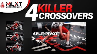 The 4 Killer Crossovers | You Need Them ALL | Basketball Training