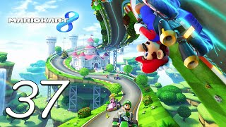 Mario Kart 8 Online Multiplayer - E37 - Pause