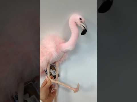 Реалистичные мягкие птицы Hansa New новинки