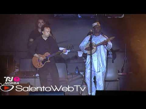 Concertone de La Notte della Taranta 2011: Ferma Zitella, Rilollalla e Taranta
