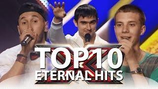 Greatest Hits On X-Factor Ukraine