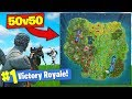 NEW 50 Vs 50 MODE In Fortnite Battle Royale mp3
