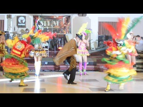 FOLKLORE BOLIVIANO - BALLET FOLKLORICO NACIONAL DE BOLIVIA - MORENADA