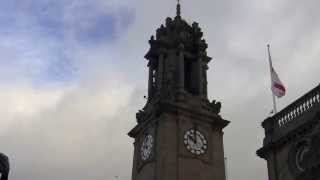 South Shields Town Hall Clock