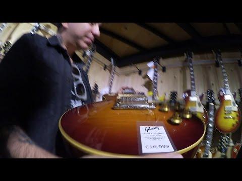 11.000 Euroluk Gibson Gitar İncelemesi & Can Şengün Hocalığında Müzik Grubu