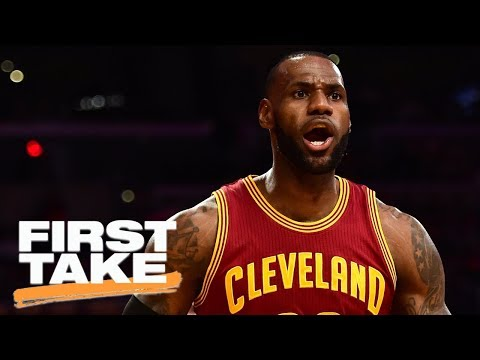 First Take reacts to speculation that LeBron James will join Lakers | First Take | ESPN