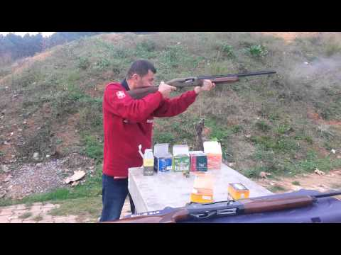 ATA ARMS VENZA FİŞEK TESTİ