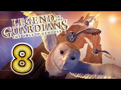 Legend of the Guardians: The Owls of Ga'Hoole Walkthrough Part 8 (PS3, X360, Wii)