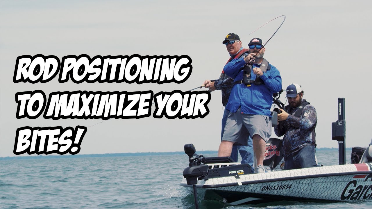 Maximize on Your Bites with Rod Positioning