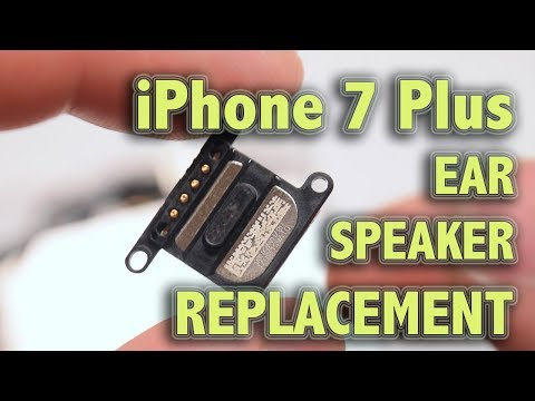 iPhone 7 Plus Ear Speaker Replacement