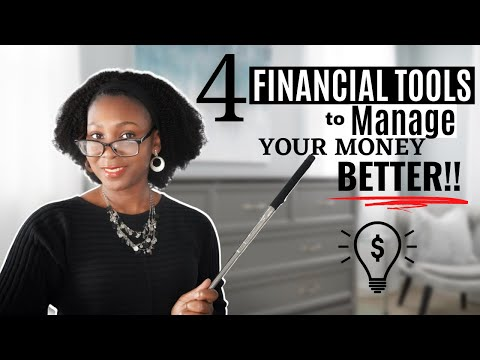 Best Financial Tools to *BETTER* Manage Your Money⎟FRUGAL LIVING TIPS