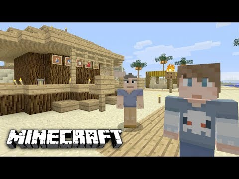 MINECRAFT - Tiki Bar And Grill [32]