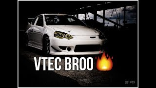 LOUD Acura RSX/Integra Sounds Compilation! Vtec Sounds!
