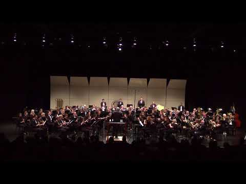 Capitol Symphonic Winds Ensemble November 29, 2017