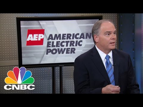 American Electric Power CEO: Eye on Energy | Mad Money | CNBC