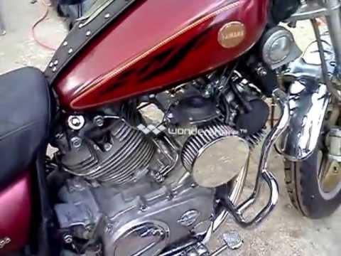 Vacuum Hose Yamaha Virago   Youtube Motorcycle