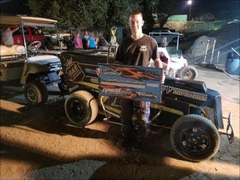 Dwarf Car Main Barona Speedway 9-8-2018