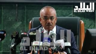 نور الدين بدوي / وزير الداخلية والجماعات المحلية  -el bilad tv ---