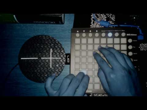 Shooting stars - Bag Raiders (launchpad cover + project file)