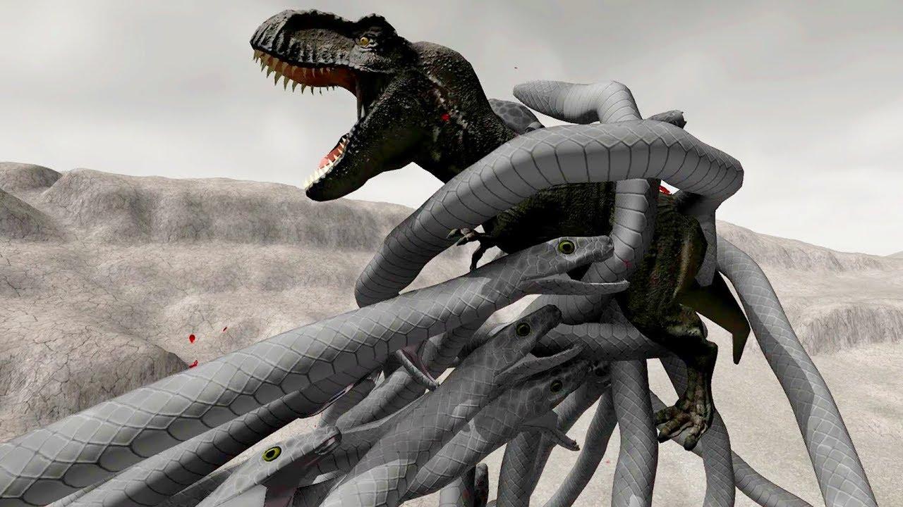 Dinotubs