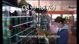 Ocean Park SHARK BAY TOURIST PROMO
