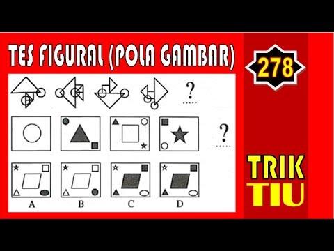 FIGURAL!!! Pembahasan Lengkap Tes Figural  I  Pola Gambar  I  Tes CPNS SBMPTN Sekolah Dinas