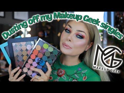 Dusting Off My Makeup Geek Singles   July #7 thumbnail