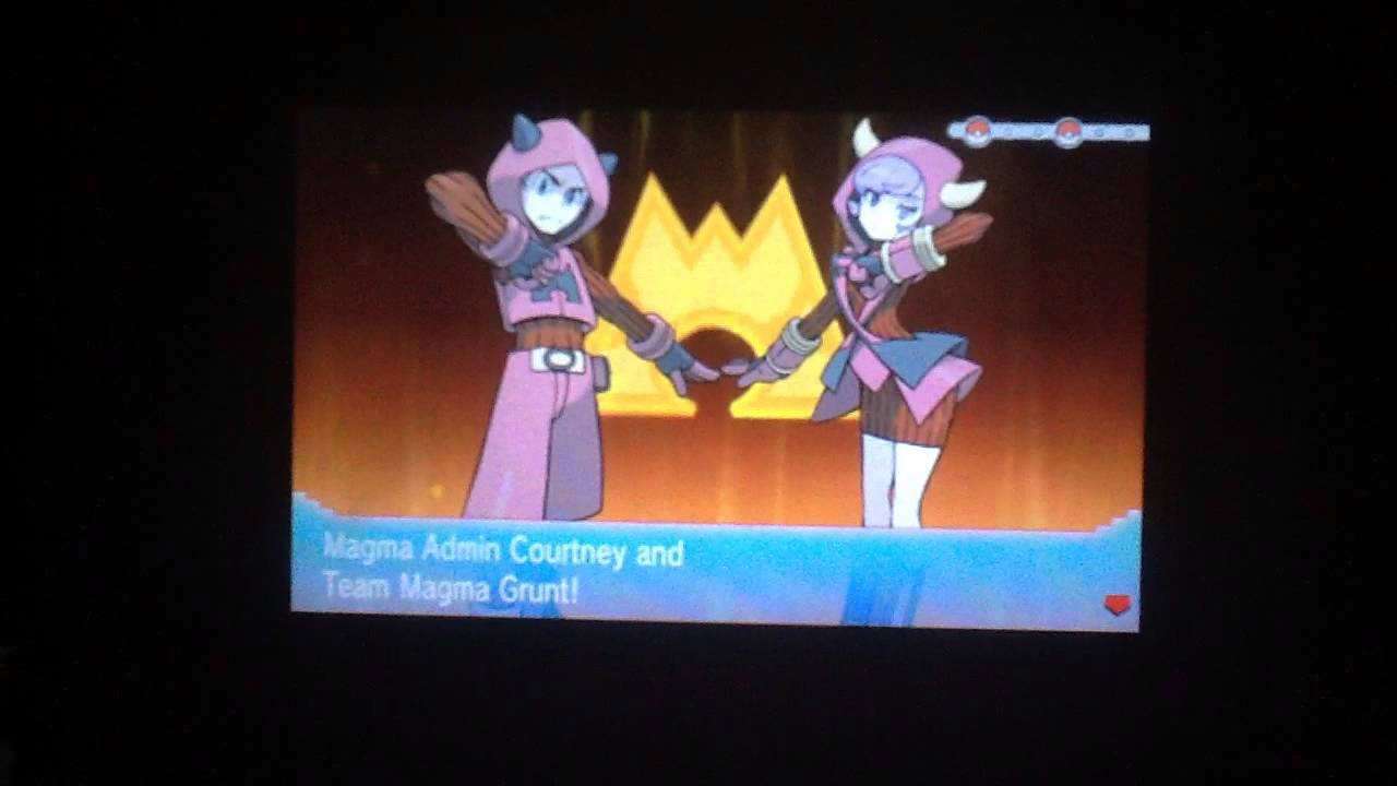 Pokemon Omega Ruby Quot Greetings Portal Master Quot Getting
