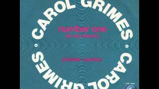 Carol Grimes  - Number One (In My Heart)