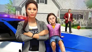 Virtual Mom My Family Working Mom : Police Duty by Whiplash Mediaworks Android Gameplay HD