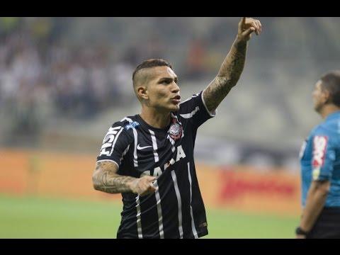 Corinthians 1 x 0 Santos - Brasileirão  - 0911 - Narração de Nílson César