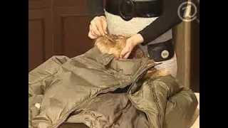 Чистим зимнюю одежду(Лето давно прошло, осень на исходе... Пора готовиться к зимнему сезону. Шубам и курткам, залежавшимся в шкафу,..., 2013-10-30T09:18:44.000Z)