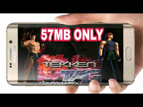 How To Download Install Tekken Tag Tournament Android Game (Hindi)